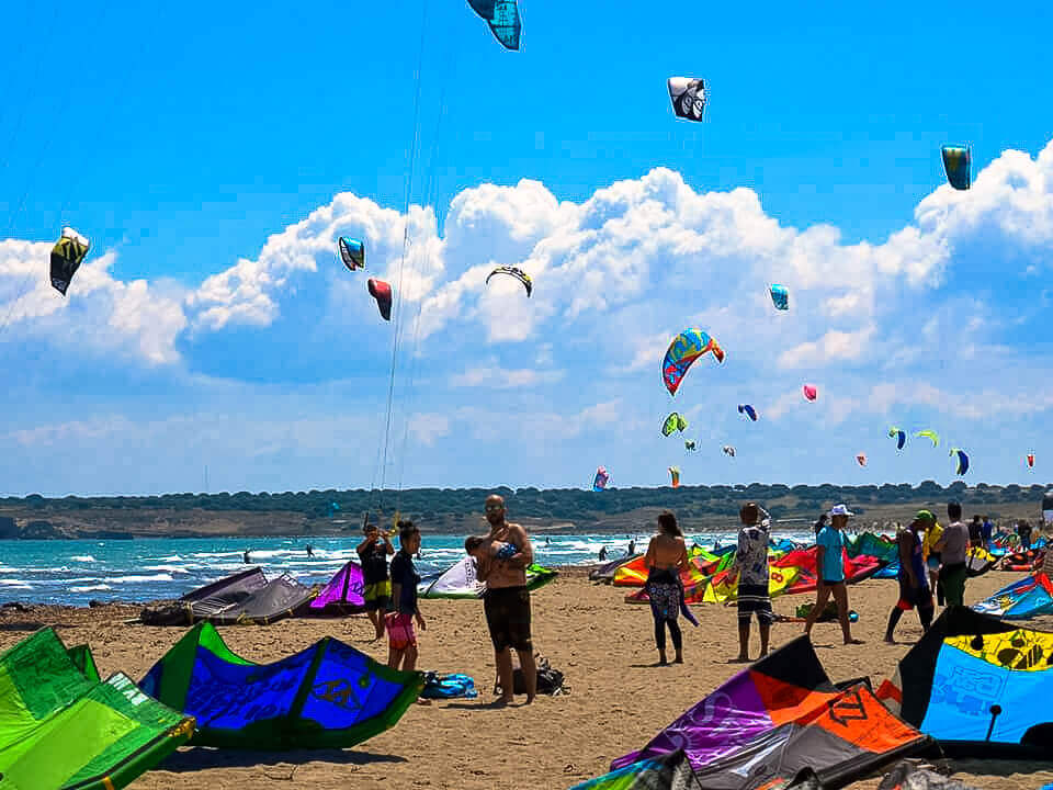 Kite School Turkey